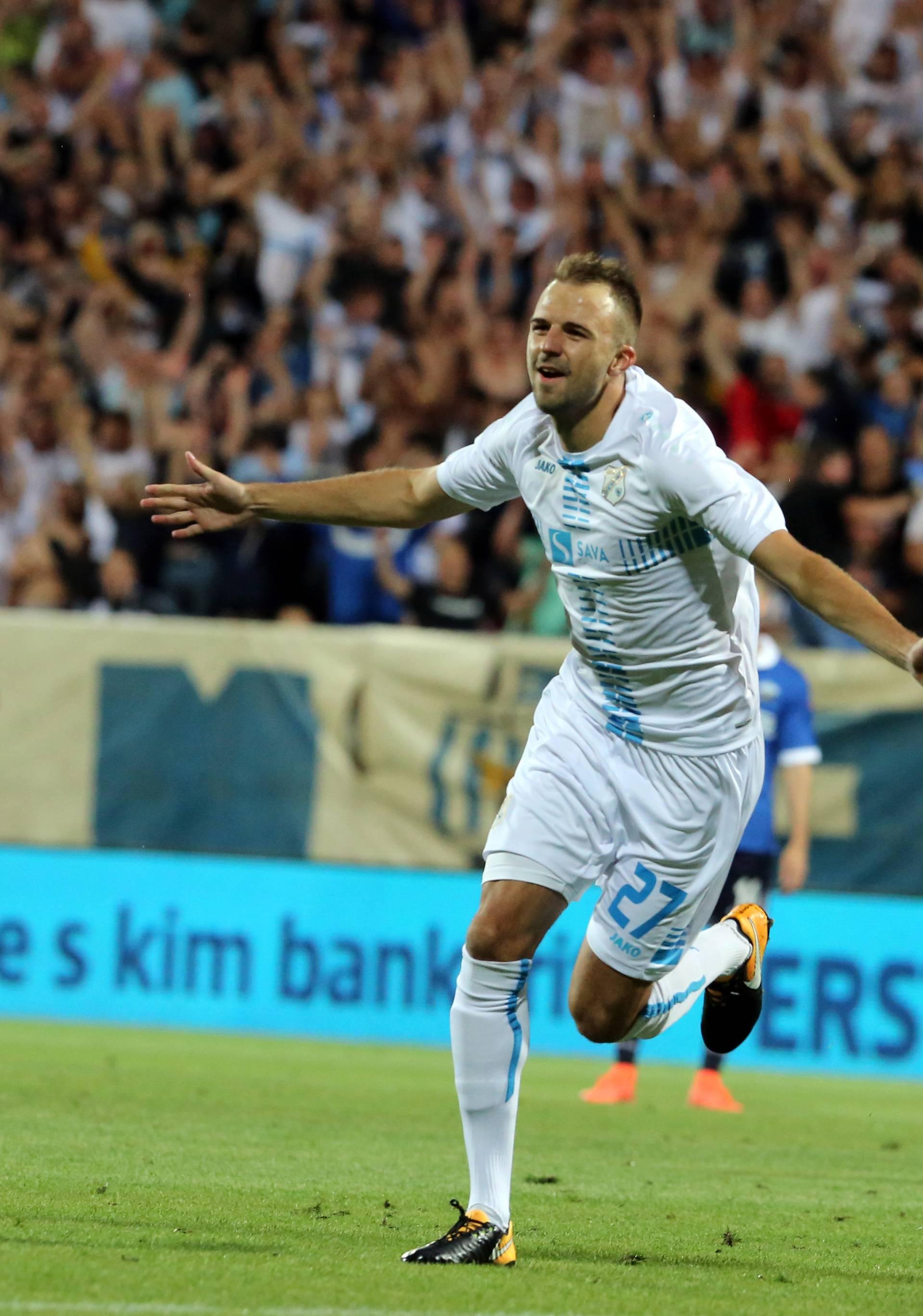 HNK Rijeka -  The New Saints F.C