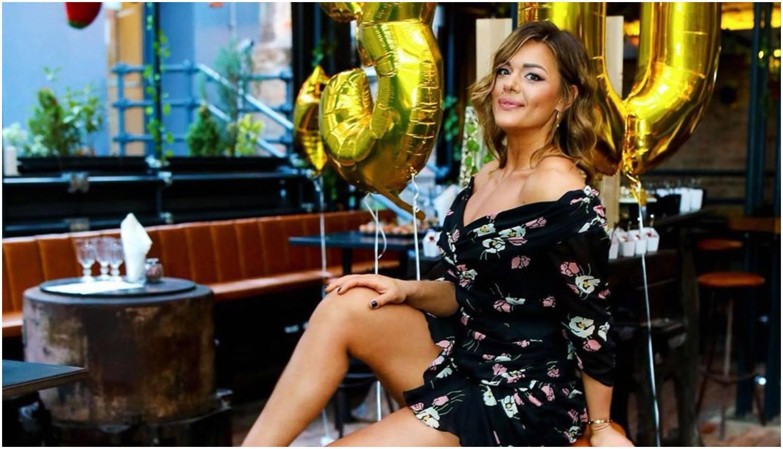 Perković proslavila rođendan: U mini haljini pokazala vitke noge
