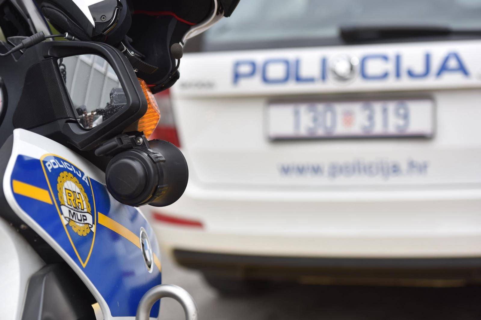 U vozilu imao 150 kilograma duhana: Policija ga zaplijenila