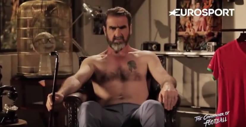Eric Cantona ismijao plačljivca Ronalda i gnjusne navike Löwa