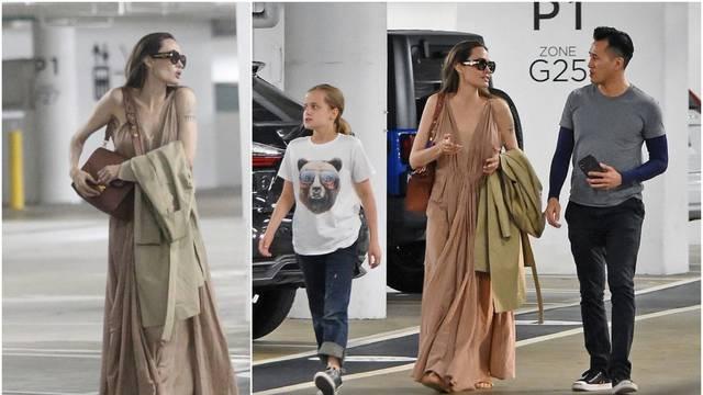 Sablaznila tankim rukama: Tko je muškarac 'ulovljen' s Jolie?
