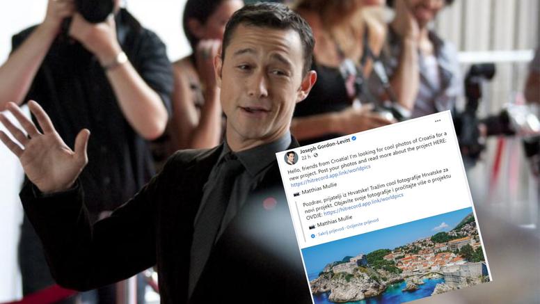 Slavni glumac ponovno 'žica' fotografije iz Hrvatske: 'Šaljite mi još, molim vas! Trebaju mi...'