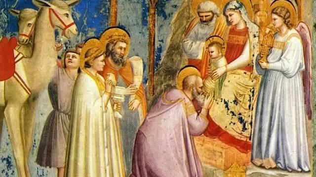 Proslava Sveta tri kralja i Epifanie