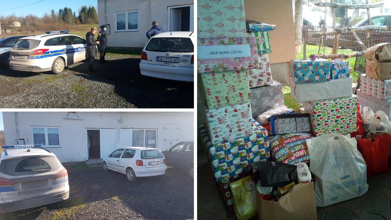 Siromašnoj djeci lopovi pokrali poklone, 'ajmo ih opet skupiti!
