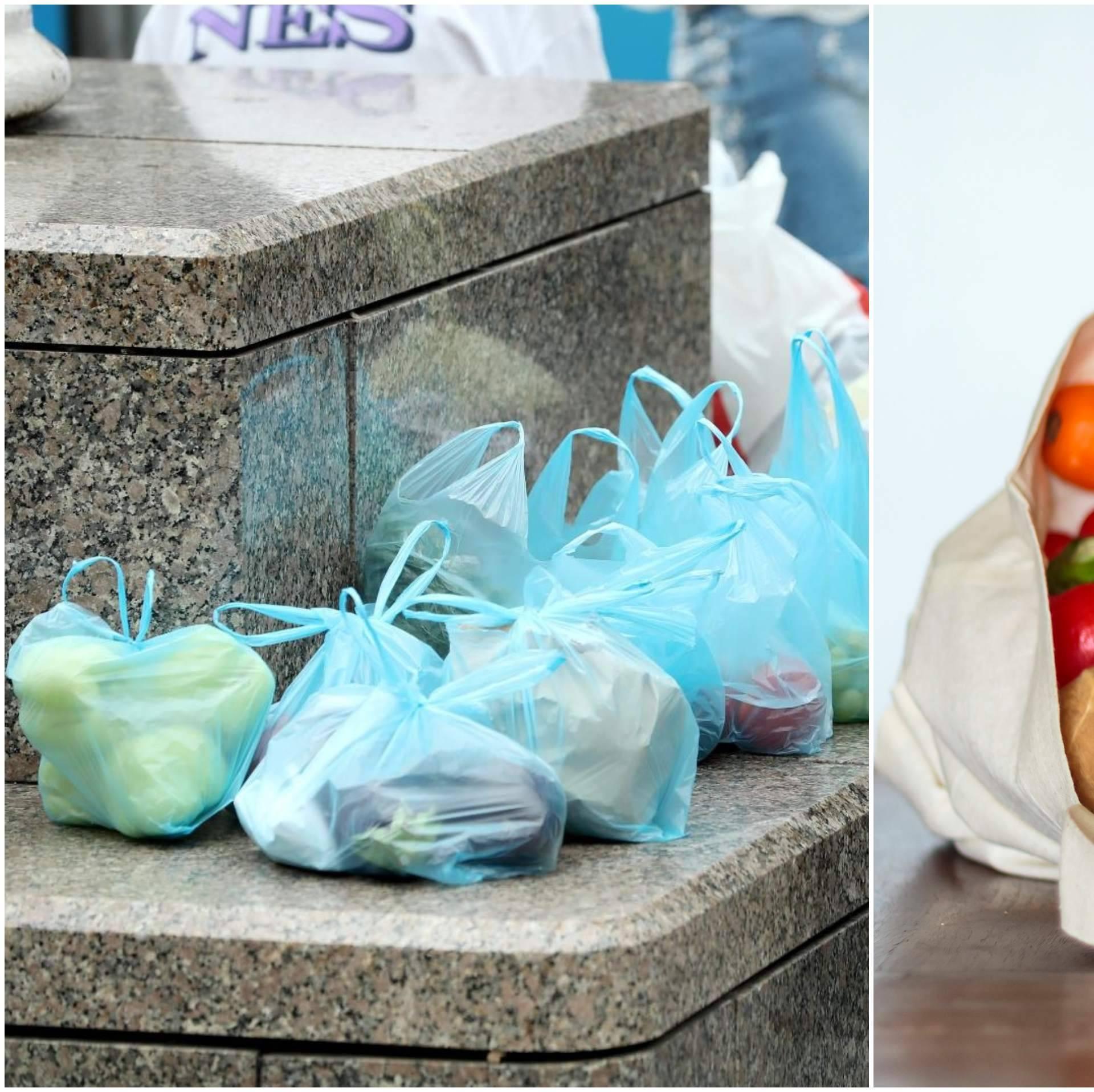 Dućani u Hrvatskoj smanjili su 8 tona plastike u dva tjedna