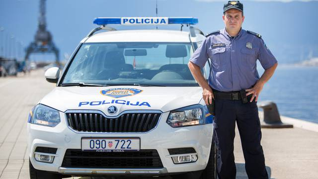 Riječki policajac: Zlatku Daliću sam dao svoju najsretniju kapu