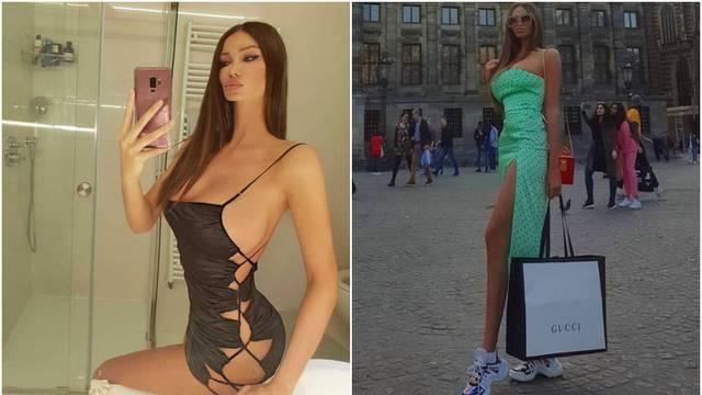 Soraja zabrljala u Photoshopu? Nakon vrata, produžila je noge