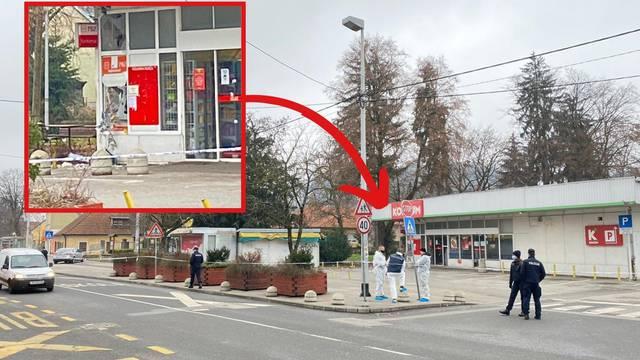 Eksplozija usred noći: Lopovi raznijeli bankomat u Zagrebu