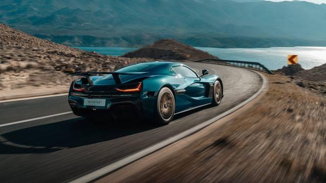 Novinar Wireda oduševljen je Rimčevim 'čudom': Nevera je nevjerojatan automobil!