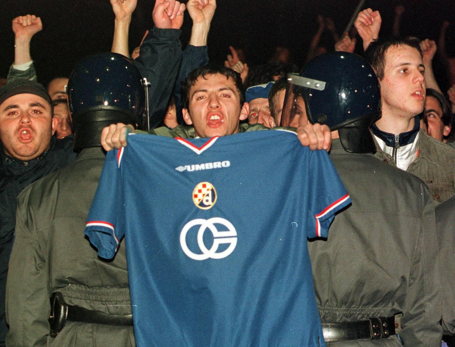 Prva HNL 99/00.: 'Modrima' je vraćeno sveto ime, a na Old Traffordu iznenadili su United