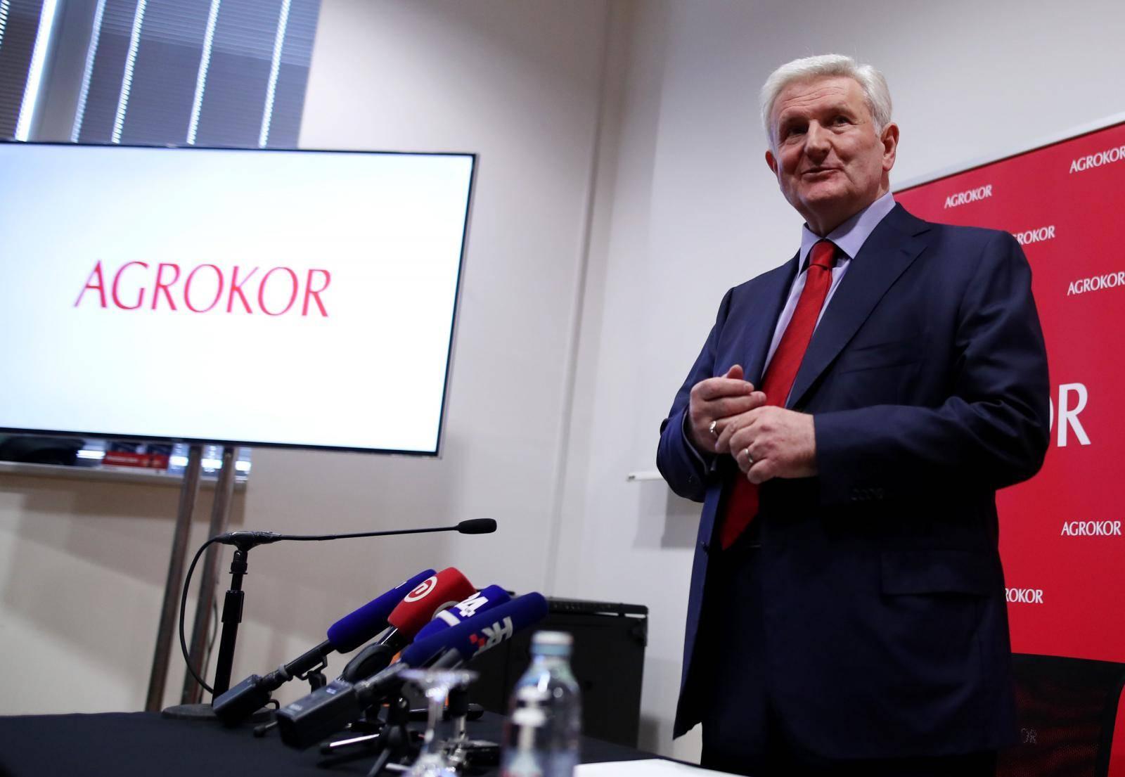 Tužiteljstvo produžilo rok za odluku o optužnici za Agrokor