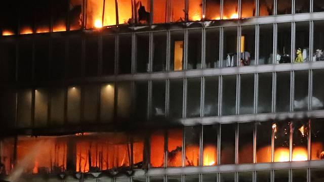 Dublin Metro Hotel fire
