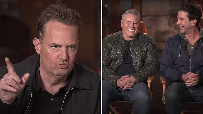 Chandler iz Prijatelja zabrinuo obožavatelje tijekom intervjua: Srce mi se slama dok ga gledam
