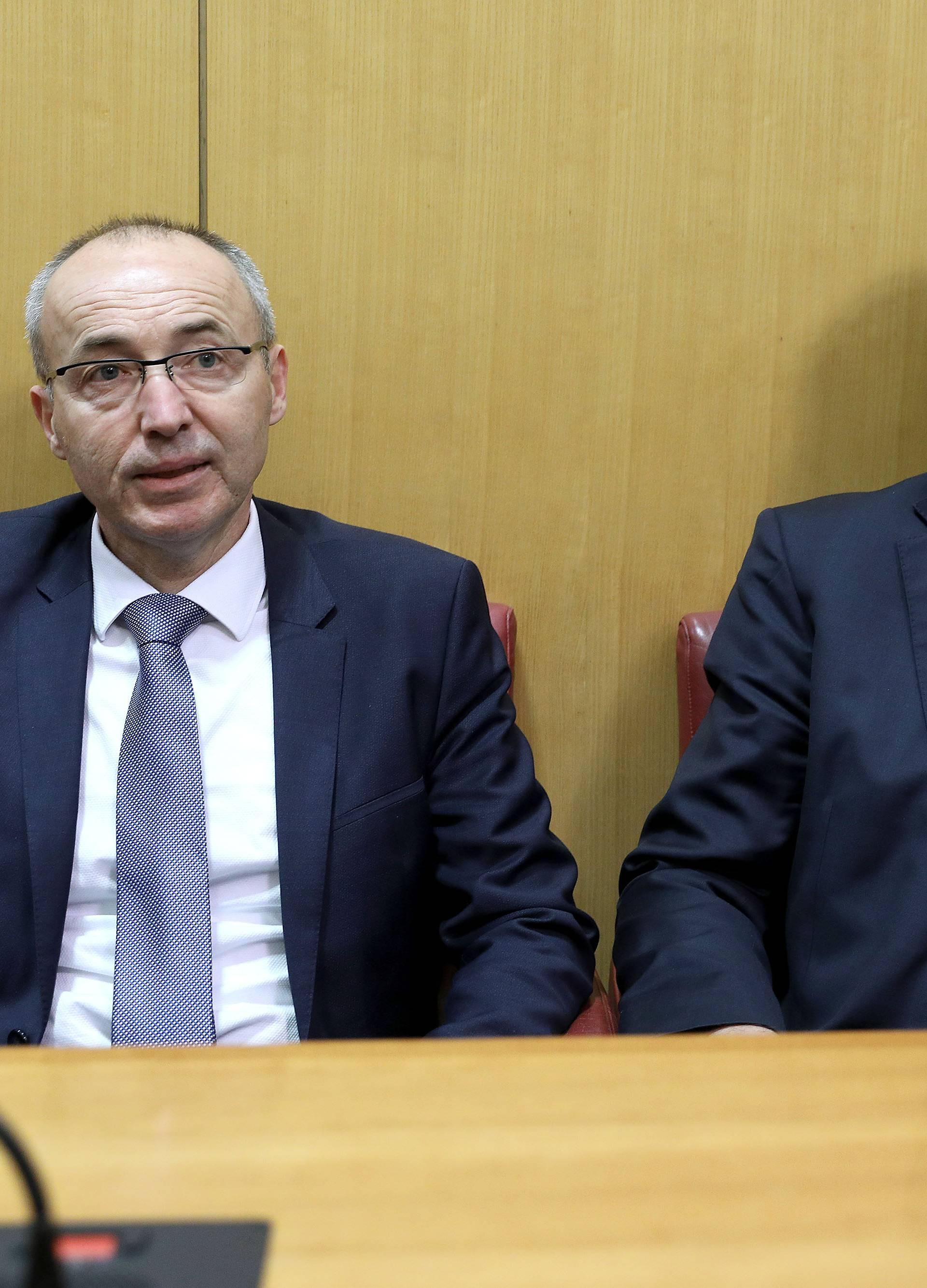 Krstičević Marasu: Neću dati ostavku zato što  ti to tražiš...
