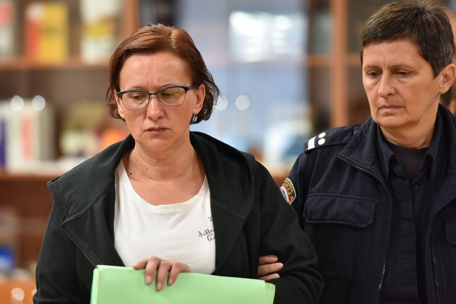 Varaždin: Nastavljeno suđenje Smiljani Srnec