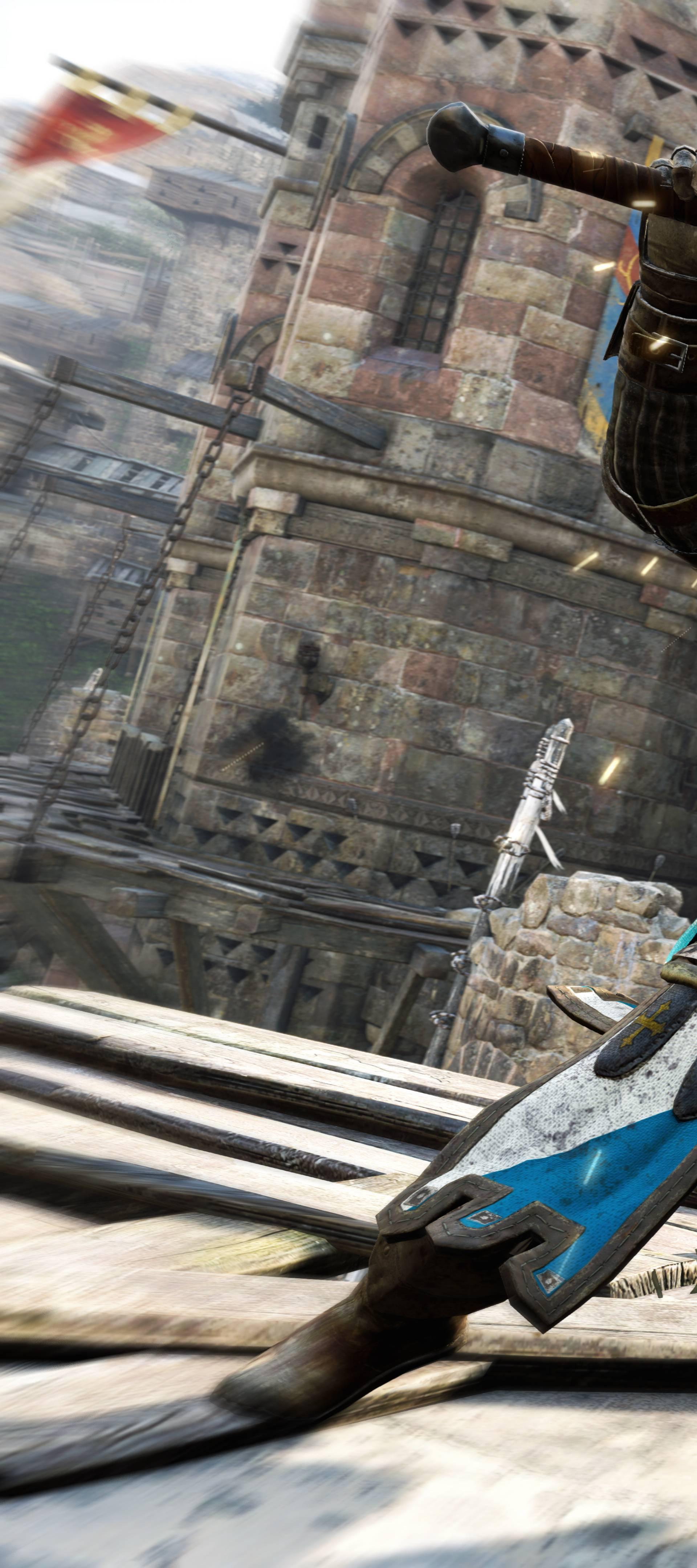 Vše od šest milijuna igrača u betama je zaigralo For Honor
