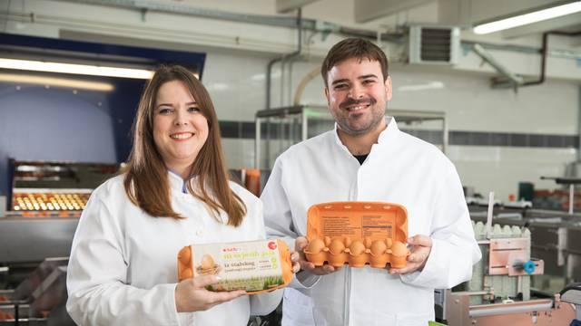 Domaća jaja potražite u SPAR i INTERSPAR trgovinama