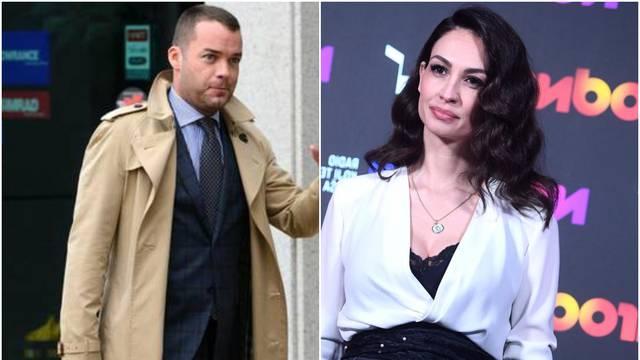 Monika Kravić udala se za Frana Olujića, zagrebačkog odvjetnika