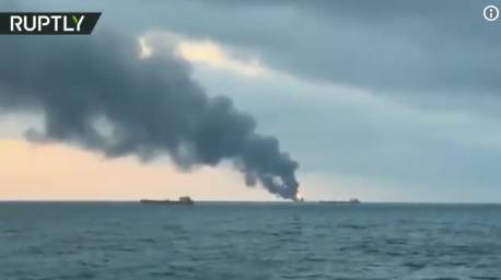 Planula dva broda blizu Krima: 14 članova posade je mrtvo