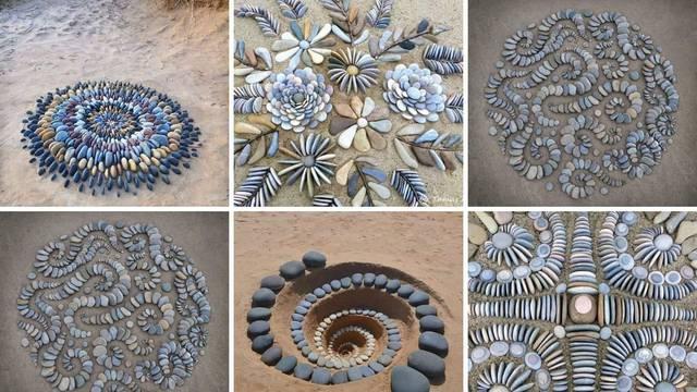 Fascinatno: Od kamenčića oni stvaraju prava umjetnička djela