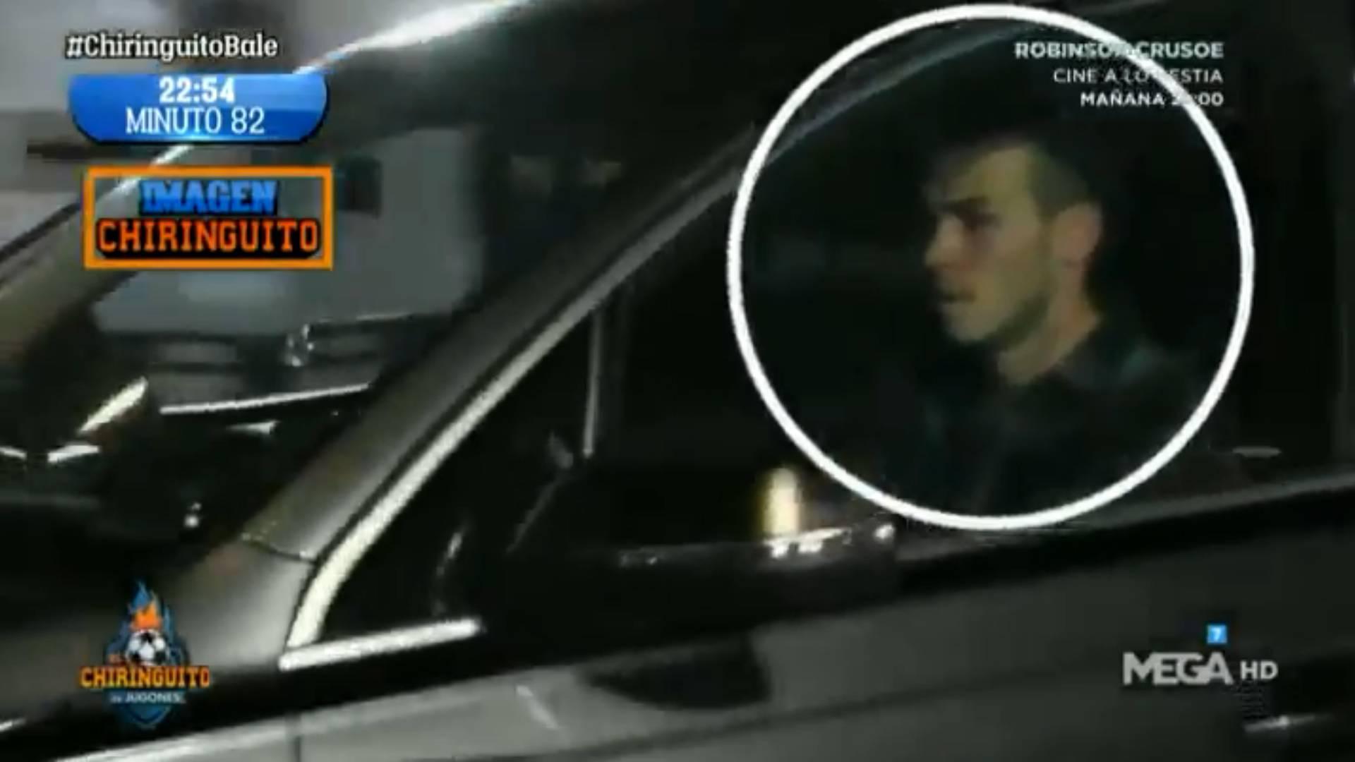 Dečki, žurim: Bale se pokupio s Realove utakmice u 83. minuti