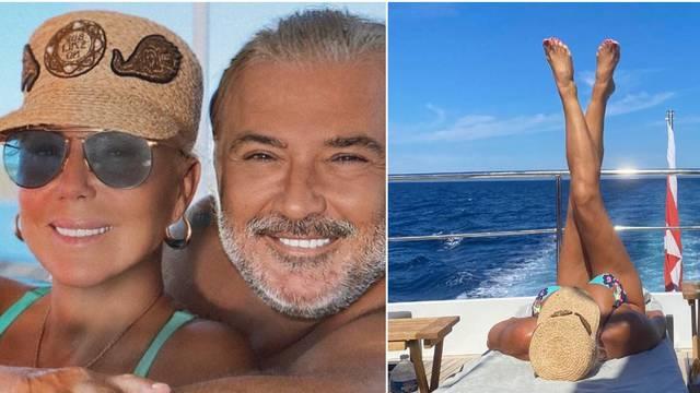 Na krstarenju meditira na jahti: Tajna Brenine linije je u jogi...