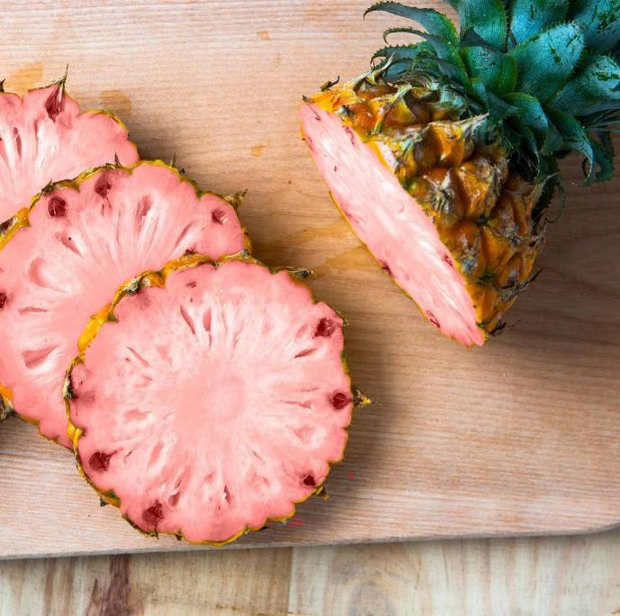 Biste li ga probali? Ružičasti ananas pomalo osvaja tržište