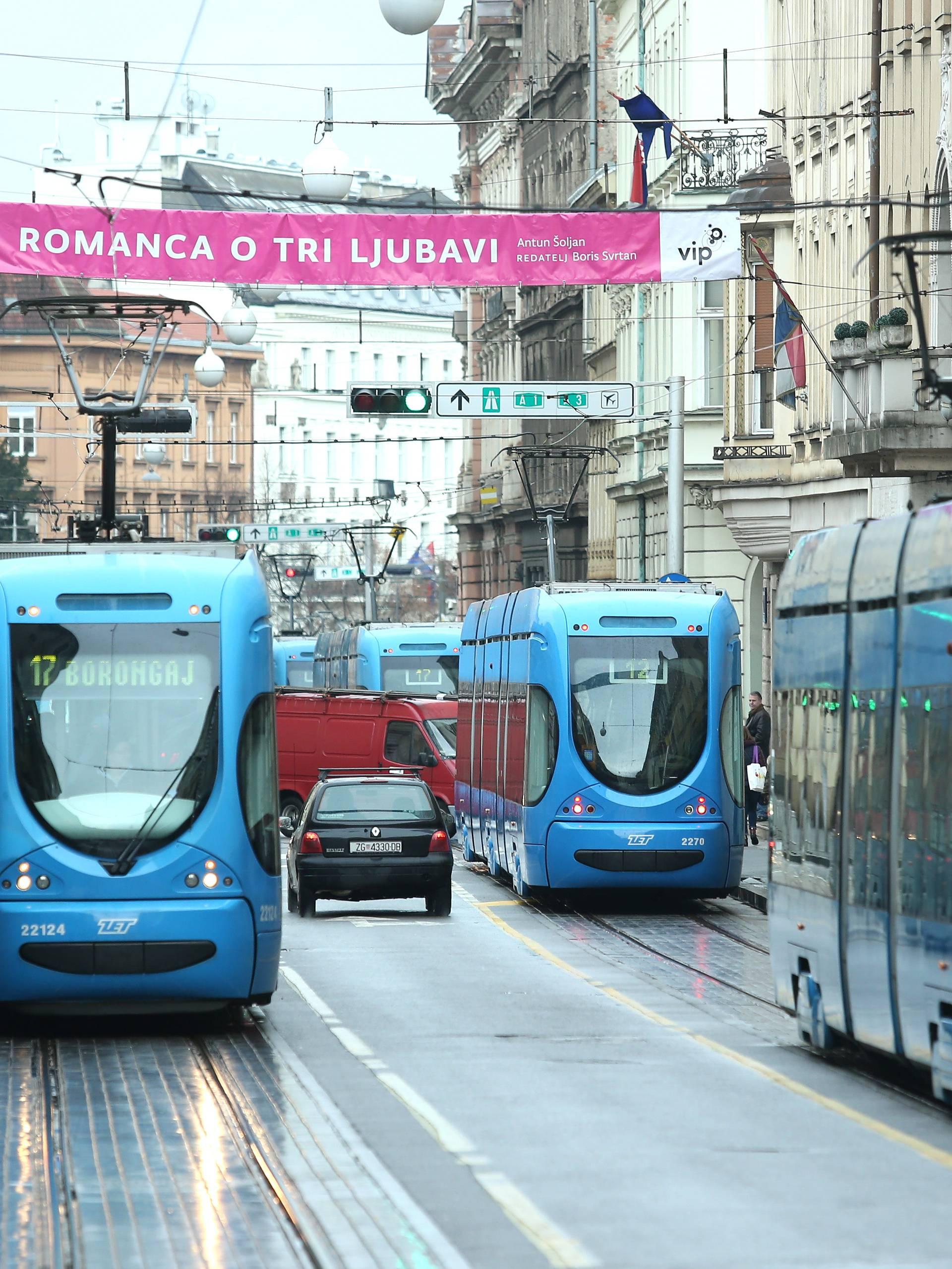 Bandić uskoro objavljuje koji će tramvaji početi voziti od  27.4.