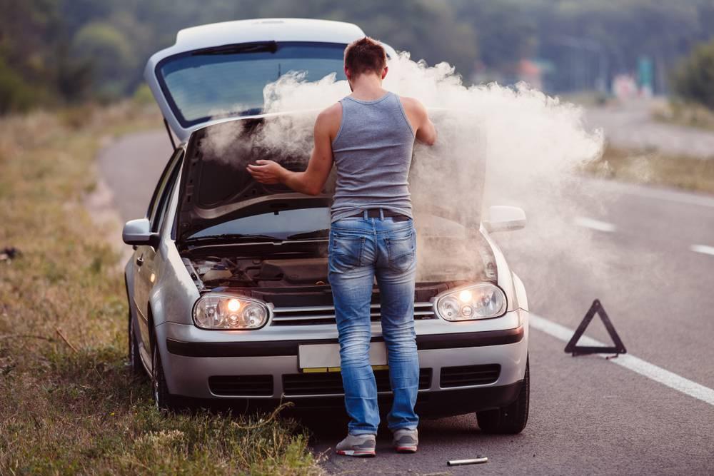 Najčešći kvarovi i problemi s automobilom na putovanju