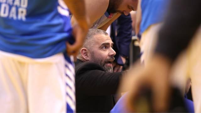 Trener Zadra: Neki moji igrači ne mogu vidjeti jedan drugoga