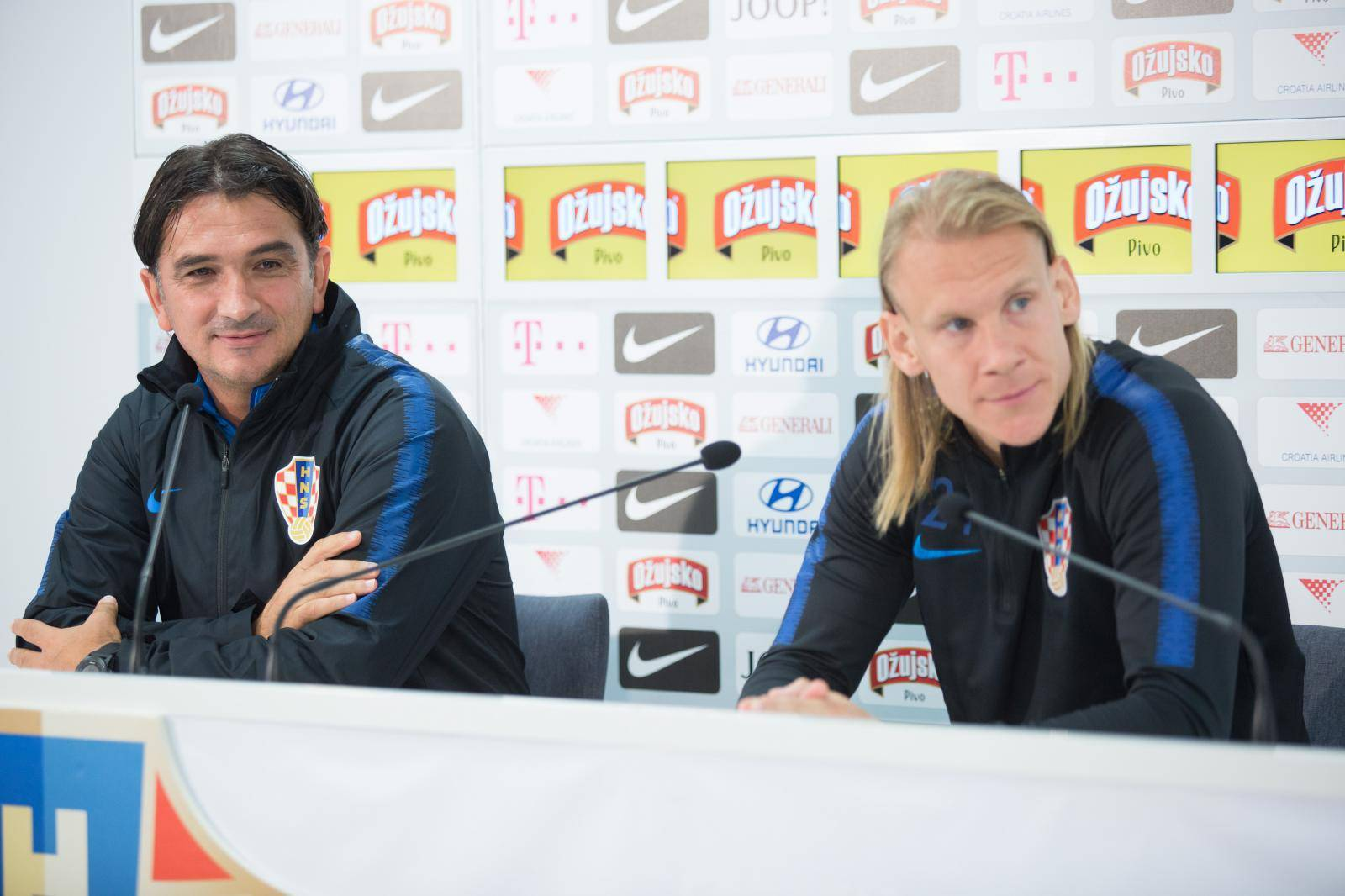 Rijeka: Dalić najavio početni sastav protiv Jordana