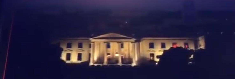 Crvena svjetlost u Bijeloj kući