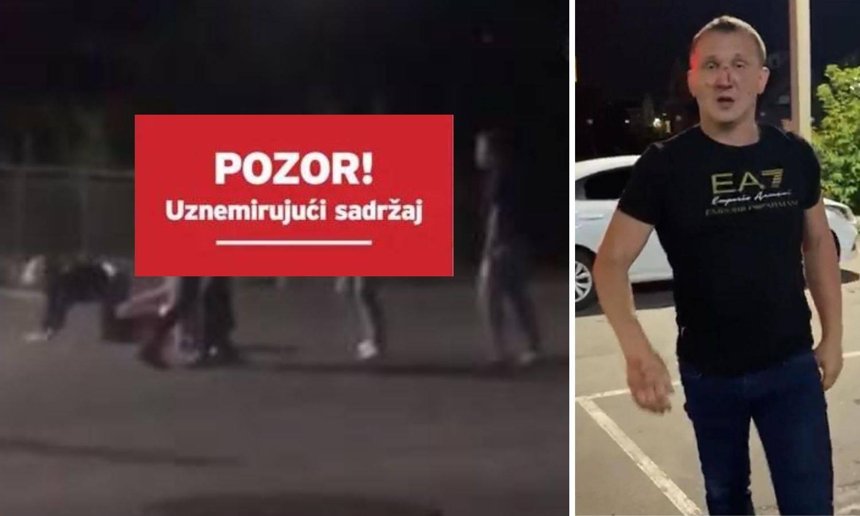 Uznemirujuća snimka: Boksač udario čovjeka, pao je i umro