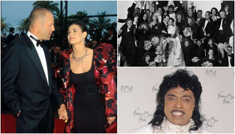 Demi se prisjeća: Little Richard pjevao na njezinoj svadbi 1987.