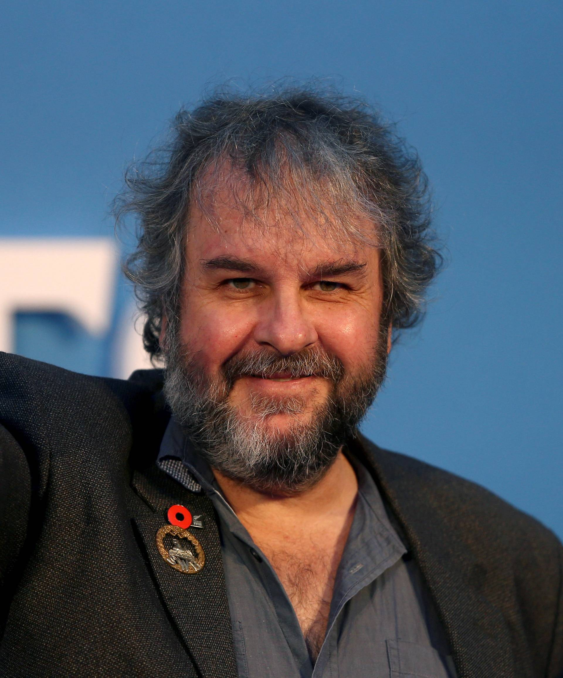 FILE PHOTO: Director Peter Jackson attends the world premiere of 'The Beatles: Eight Days a Week - The Touring Years' in London