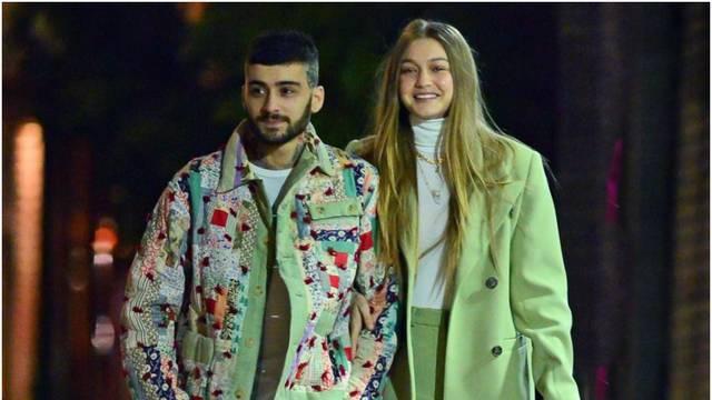 Fanovi su dobro nagađali: Gigi je potvrdila da čeka djevojčicu