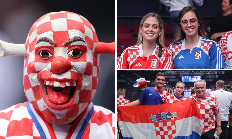Hrvati utišali i Bečane! 'Shrek' Marinko: Idemo skroz do finala