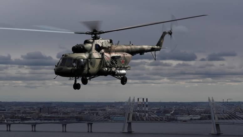 Srušio se ruski vojni helikopter Mi-8: Poginula je cijela posada