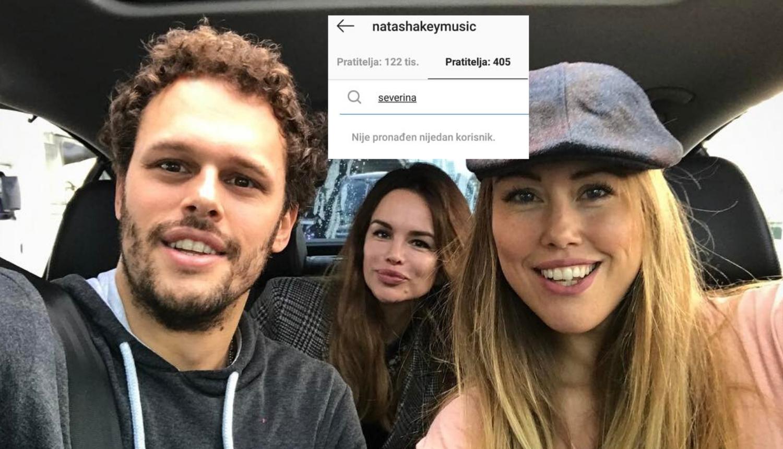 Nakon svekra i svekrve, Sevu s Instagrama maknula i šogorica