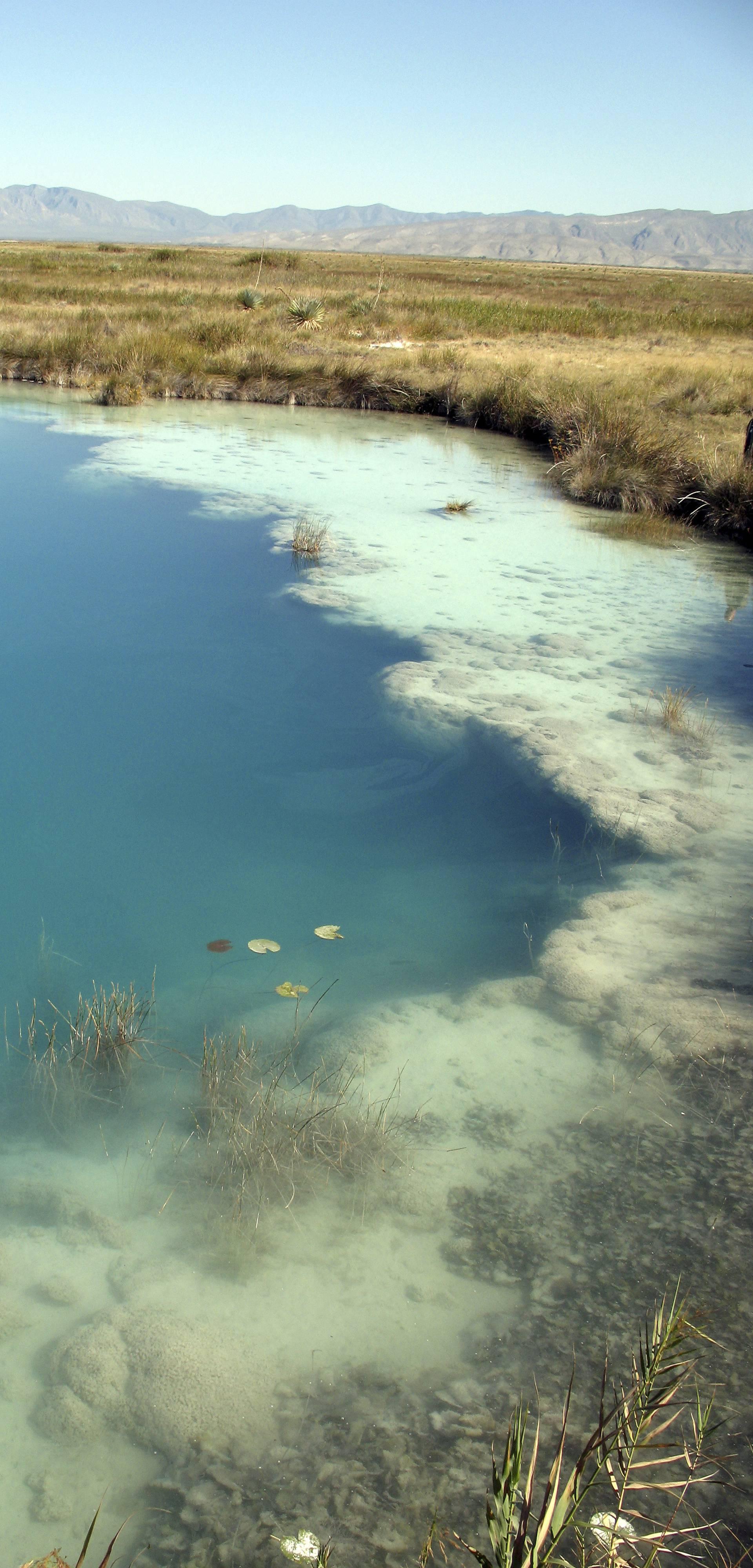 Zaljev u meksičkoj pustinji čudo je prirode i dio stare povijesti...