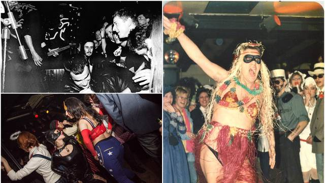 U Jabuci je kuglao Tito, a rock, jazz i punk pobijedili su cajke