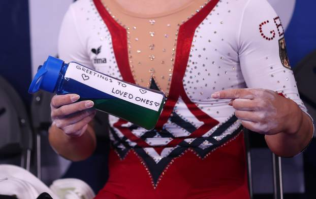 Gymnastics - Artistic - Women's Individual All-Around - Qualification