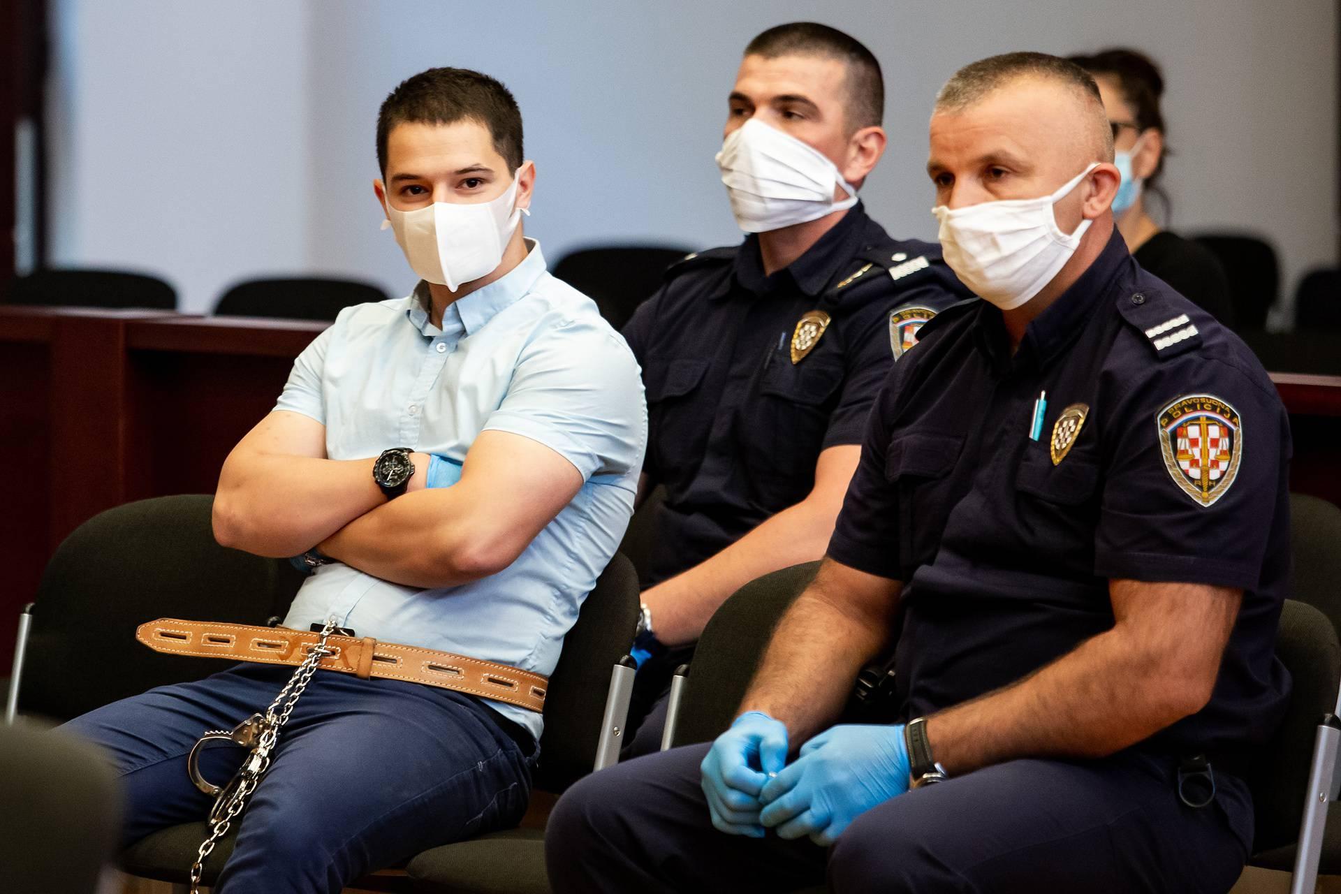 Split: Suđenje Filipu Zavadlavu optuženom za trostruko ubojstvo u Splitu