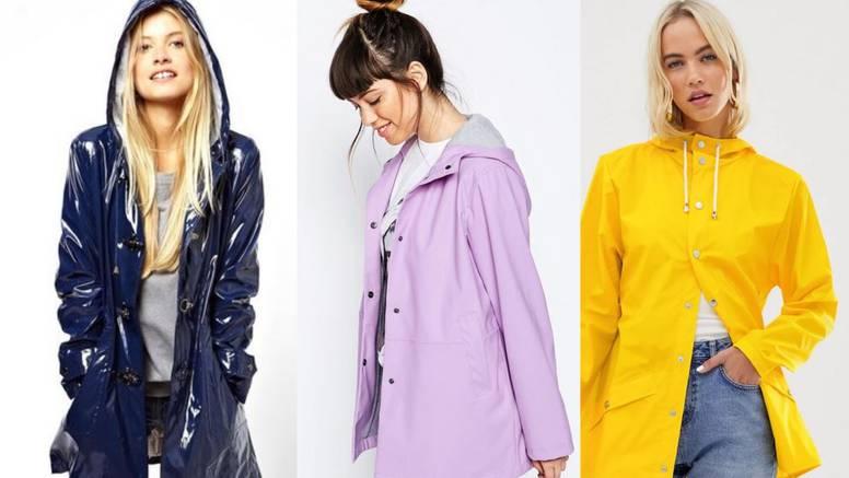 Kabanica u boji u 10 cool stilova