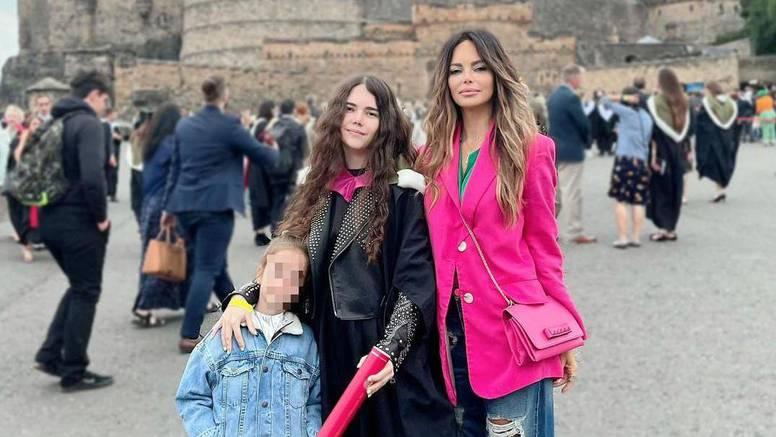 Pišek se pohvalila uspjehom kćeri Hane: Svaka familija mora imati dotura, fiškala i popa...