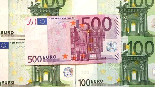 Novčanice od 500 eura: Teško se Nijemcima odvojiti od njih...