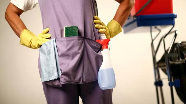 Krah 'outsourcinga': Domovi zdravlja ostali su bez čistačica