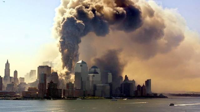 Terror des 11. September schockiert die Welt - 1. Jahrestag