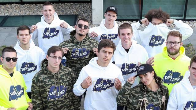 Krenuo je spektakl: Rap Camp vam predstavlja 12 kandidata!
