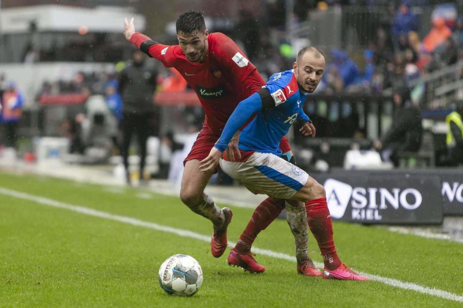 Holstein Kiel - 1st FC Heidenheim